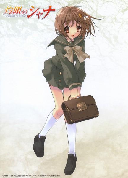Tags: Anime, Ito Noizi, Shakugan no Shana, Yoshida Kazumi, Official Art