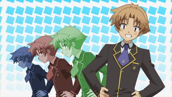 Tags: Anime, Baka to Test to Shokanju, Yoshii Akihisa, Screenshot, Wallpaper, HD Wallpaper