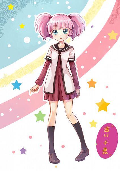 Tags: Anime, Dorris, Yuru Yuri, Yoshikawa Chinatsu, Bright Colors
