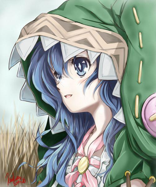 Lucky Star Hiragana: Yoshino (Date A Live) Image #1506818