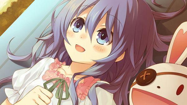 Tags: Anime, Tsunako, Compile Heart, Sting (Studio), Date A Live, Date A Live: Rinne Utopia, Yoshino (Date A Live), Facebook Cover, Wallpaper, CG Art