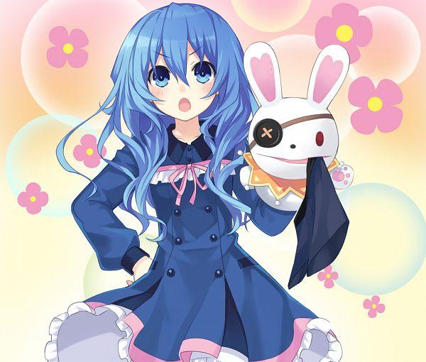 Tags: Anime, Tsunako, Compile Heart, Date A Live, Date A Live: Arusu Install, Yoshino (Date A Live), CG Art