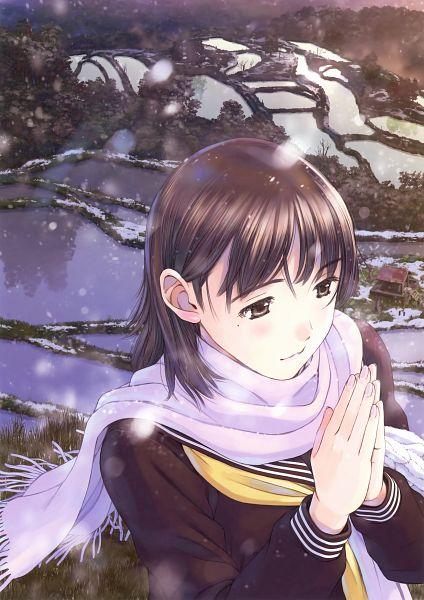 Tags: Anime, Yoshizuki Kumichi, Eshi 100-Nin Ten 02, Scan