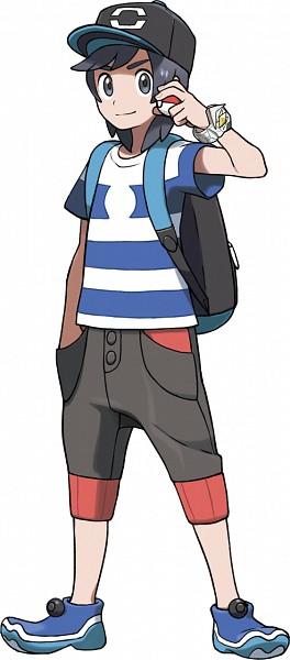 You (Pokémon) (Elio (pokémon Sun/moon)) - Pokémon Sun & Moon