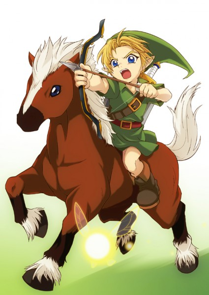 Young Link - Link