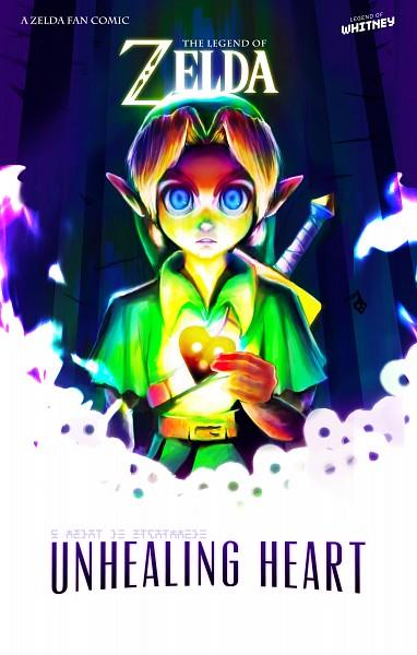 Tags: Anime, Legendofwhitney, Zelda no Densetsu: Mujura no Kamen, Zelda no Densetsu, Link, Young Link, Tunic, deviantART, Fanart From DeviantART, Fanart