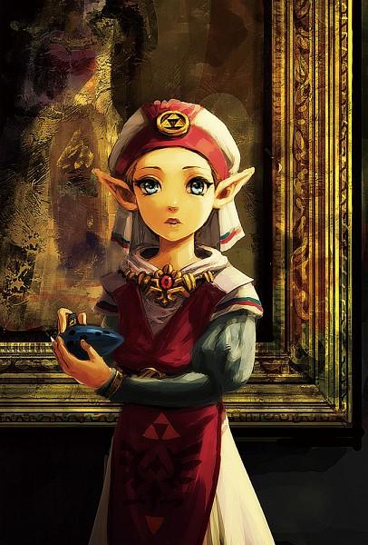 Young Zelda - Zelda no Densetsu: Toki no Ocarina