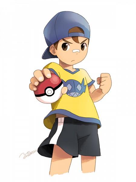 Youngster (Pokémon) - Pokémon