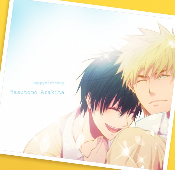Tags: Anime, Pixiv Id 4868083, Yowamushi Pedal, Arakita Yasutomo, Fukutomi Juichi, Weak Pedals
