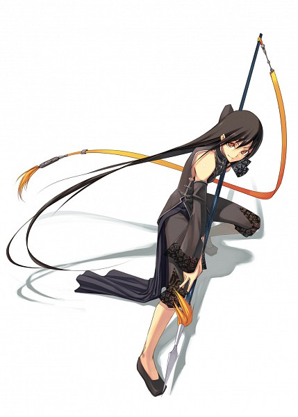 Tags: Anime, Yozakura Quartet, Yarizakura Hime, Mobile Wallpaper