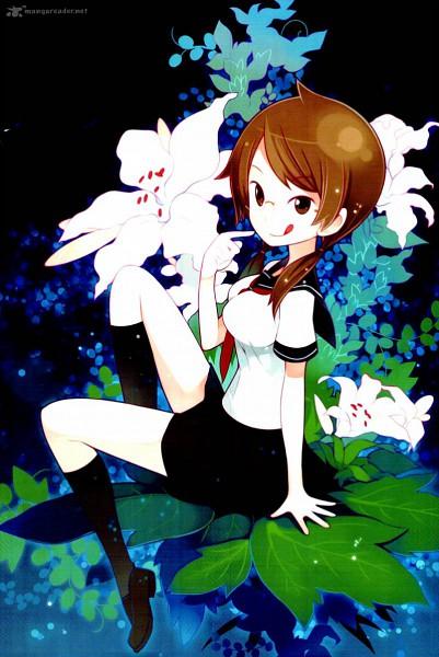Tags: Anime, Yozakura Quartet, Isone Kotoha