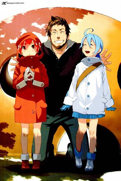 Tags: Anime, Yozakura Quartet