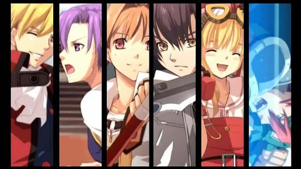 Tags: Anime, Falcom, Ys, Ys vs. Sora no Kiseki: Alternative Saga, Eiyuu Densetsu VI: Sora no Kiseki, Estelle Bright, Klose Rinz, Olivier Lenheim, Tita Russell, Agate Crosner, Joshua Astray