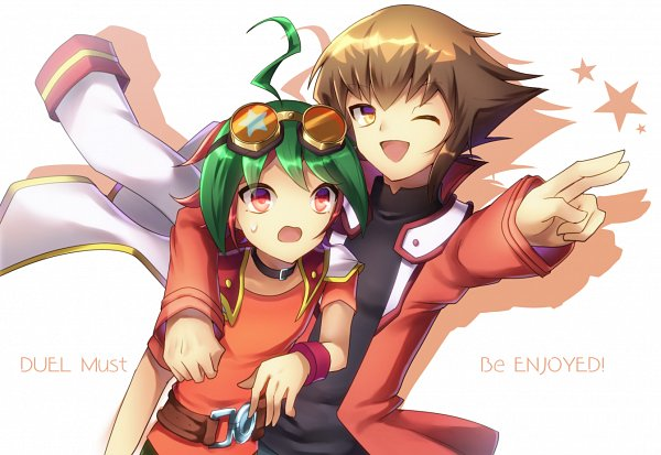 Yu-Gi-Oh! ARC-V Image #2116153 - Zerochan Anime Image Board