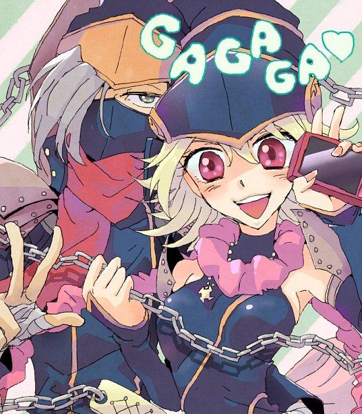 Dextra | Yugioh Zexal | Pinterest | Geek stuff and Anime