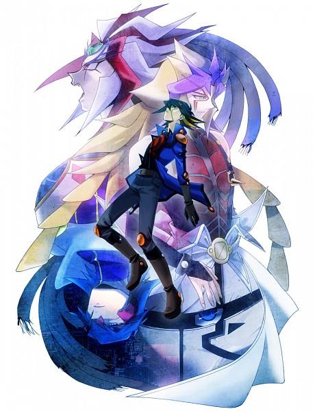 Tags: Anime, Pixiv Id 337286, Yu-Gi-Oh! Bonds Beyond Time, Yu-Gi-Oh!, Yu-Gi-Oh! 5D's, Lucciano, Aporia, Paradox, Z-one, Jose (Yu-Gi-Oh! 5D's), Yusei Fudo, Bruno, Placido