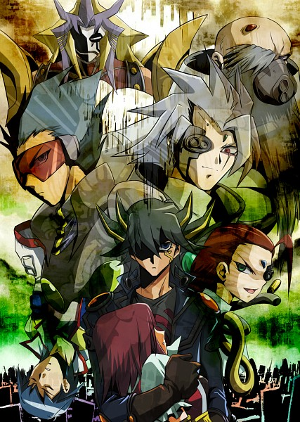 Tags: Anime, Ashi Ura, Yu-Gi-Oh! Bonds Beyond Time, Yu-Gi-Oh! 5D's, Yu-Gi-Oh!, Lucciano, Paradox, Jose (Yu-Gi-Oh! 5D's), Izayoi Aki, Bruno, Yusei Fudo, Placido, PNG Conversion