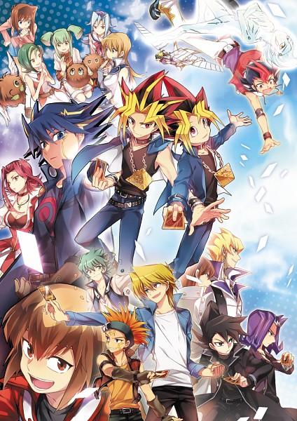 Tags: Anime, TILA, Yu-Gi-Oh! 5D's, Yu-Gi-Oh! Duel Monsters, Yu-Gi-Oh!, Yu-Gi-Oh! ZEXAL, Yu-Gi-Oh! GX, Kamishiro Ryoga, Tenjouin Asuka, Mutou Yuugi, Yami Yugi, Yusei Fudo, Mizuki Kotori