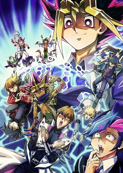 Tags: Anime, Raku623, Yu-Gi-Oh! VRAINS, Yu-Gi-Oh!, Yu-Gi-Oh! 5D's, Yu-Gi-Oh! Duel Monsters, Yu-Gi-Oh! ZEXAL, Yu-Gi-Oh! ARC-V, Yu-Gi-Oh! GX, Astral, Jack Atlas, Kamishiro Ryoga, Akaba Reiji