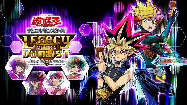 Tags: Anime, Yu-Gi-Oh! VRAINS, Yu-Gi-Oh! 5D's, Yu-Gi-Oh! ZEXAL, Yu-Gi-Oh! ARC-V, Yu-Gi-Oh!, Yu-Gi-Oh! Duel Monsters, Yu-Gi-Oh! GX, Sakaki Yuya, Juudai Yuuki, Yami Yugi, Yusei Fudo, Playmaker