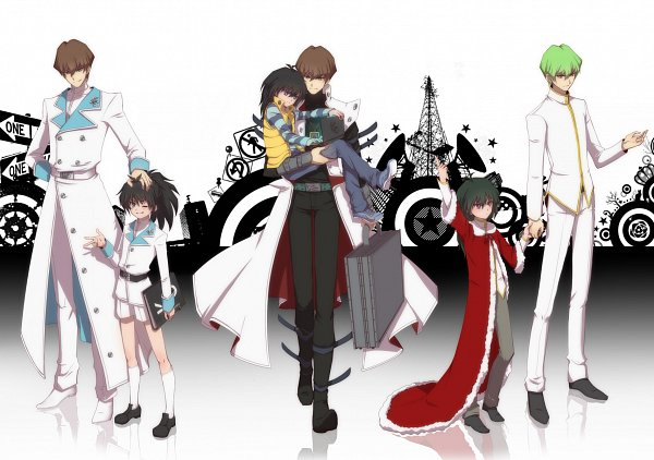 Tags: Anime, Liusang, Toei Animation, Studio Gallop, Yu-Gi-Oh! Season Zero, Yu-Gi-Oh!, Yu-Gi-Oh! Duel Monsters, Kaiba Seto, Kaiba Mokuba