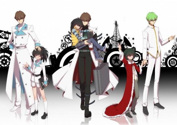 Tags: Anime, Liusang, Toei Animation, Studio Gallop, Yu-Gi-Oh! Season Zero, Yu-Gi-Oh! Duel Monsters, Yu-Gi-Oh!, Kaiba Mokuba, Kaiba Seto