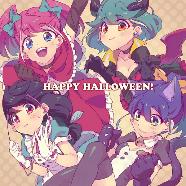 Tags: Anime, mune_donidoni, Yu-Gi-Oh!, Yu-Gi-Oh! ARC-V, Serena (Yu-Gi-Oh! ARC-V), Kurosaki Ruri, Hiiragi Yuzu, Rin (Yu-Gi-Oh! ARC-V), Fanart, Twitter