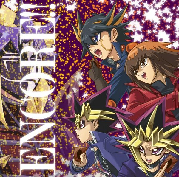 Tags: Anime, Yiyiyi, Yu-Gi-Oh! Bonds Beyond Time, Yu-Gi-Oh! 5D's, Yu-Gi-Oh! Duel Monsters, Yu-Gi-Oh!, Yu-Gi-Oh! GX, Paradox, Juudai Yuuki, Yami Yugi, Yusei Fudo, Mutou Yuugi, >:D