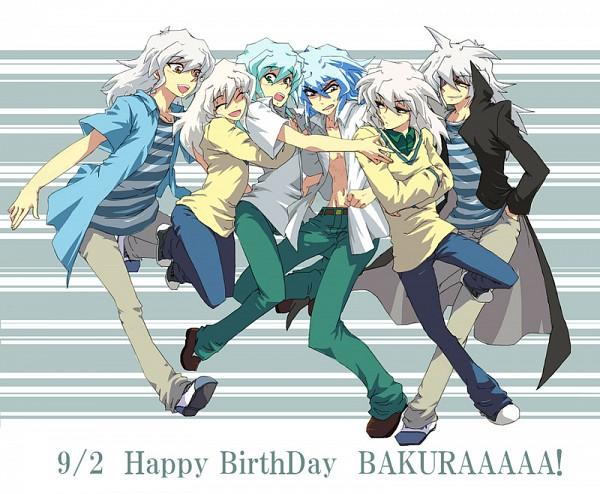 Tags: Anime, Pixiv Id 307194, Yu-Gi-Oh! Season Zero, Yu-Gi-Oh!, Yu-Gi-Oh! Duel Monsters, Bakura Ryou, Yami Bakura