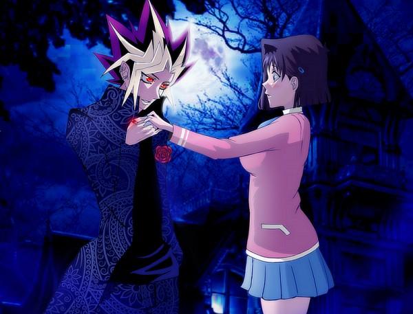 Tags: Anime, MoonPrincessAya, Yu-Gi-Oh!, Yu-Gi-Oh! Duel Monsters, Mazaki Anzu, Yami Yugi, Fanart, deviantART, Fanart From DeviantART, AtemAn