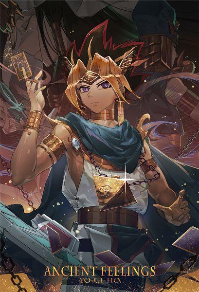 Tags: Anime, luomo, Yu-Gi-Oh! Duel Monsters, Yami Yugi, Priest Seto, Priestess Isis, Pharaoh Atem, Ishizu Ishtar, Kaiba Seto, Fanart, Fanart From Pixiv, Pixiv