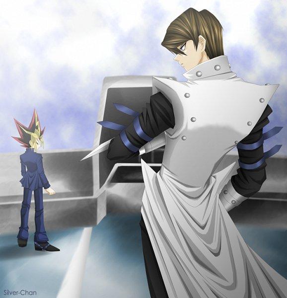 Tags: Anime, Silver-chan, Yu-Gi-Oh!, Yu-Gi-Oh! Duel Monsters, Kaiba Seto, Yami Yugi