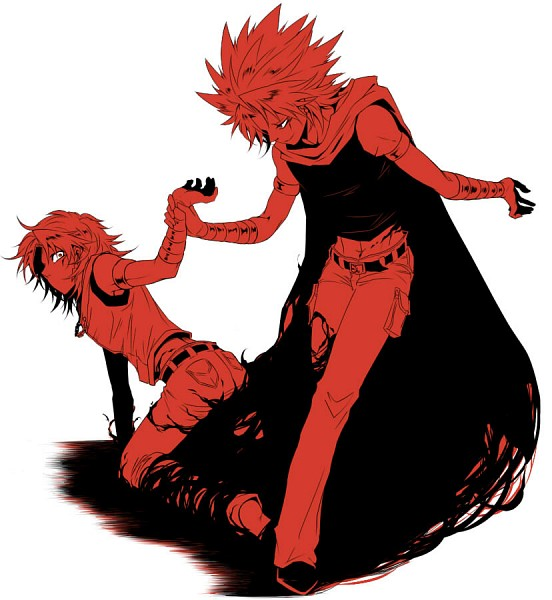 Tags: Anime, Yu-Gi-Oh!, Yu-Gi-Oh! Duel Monsters, Yami Marik, Marik Ishtar, MariMari