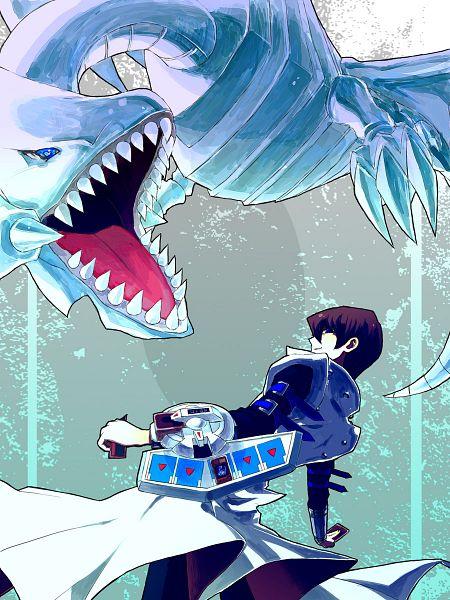 Tags: Anime, Pixiv Id 949153, Yu-Gi-Oh! Duel Monsters, Yu-Gi-Oh!, Kaiba Seto, Blue-Eyes White Dragon, Fanart From Pixiv, Fanart, Pixiv