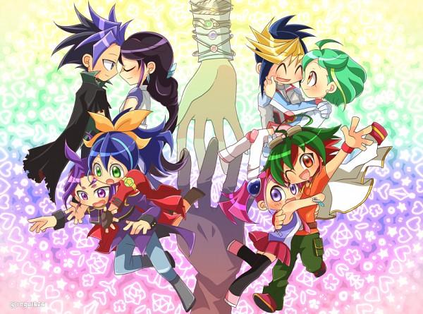 Yu-Gi-Oh! Pairings - Yu-Gi-Oh!