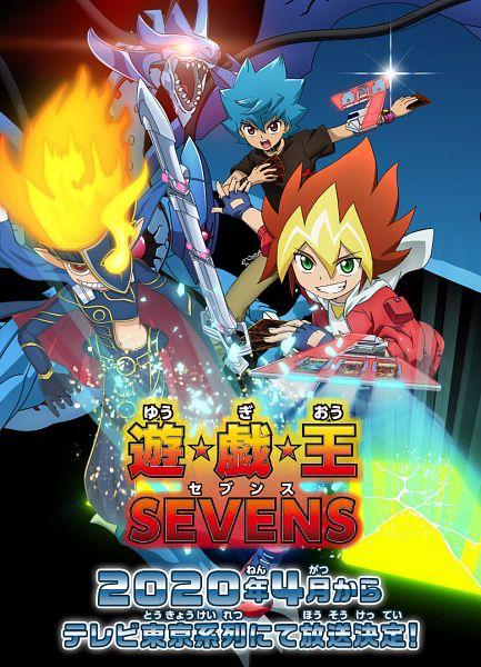 Yu-Gi-Oh! SEVENS - Yu-Gi-Oh!