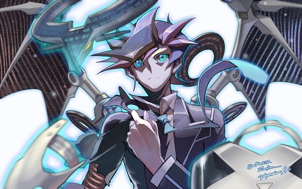 Tags: Anime, Evolution (Pixiv5555486), Yu-Gi-Oh! VRAINS, Yu-Gi-Oh!, Firewall Dragon, Fujiki Yuusaku, Pixiv, Wallpaper, Fanart From Pixiv, Fanart, PNG Conversion