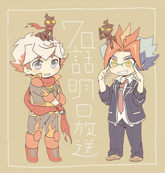 Tags: Anime, Pixiv Id 4741089, Yu-Gi-Oh! VRAINS, Yu-Gi-Oh!, Flame (Yu-Gi-Oh! VRAINS), Soulburner, Homura Takeru, Homura Takeru (Cosplay), Mouthless, Soulburner (Cosplay), Fanart, Fanart From Pixiv, Pixiv
