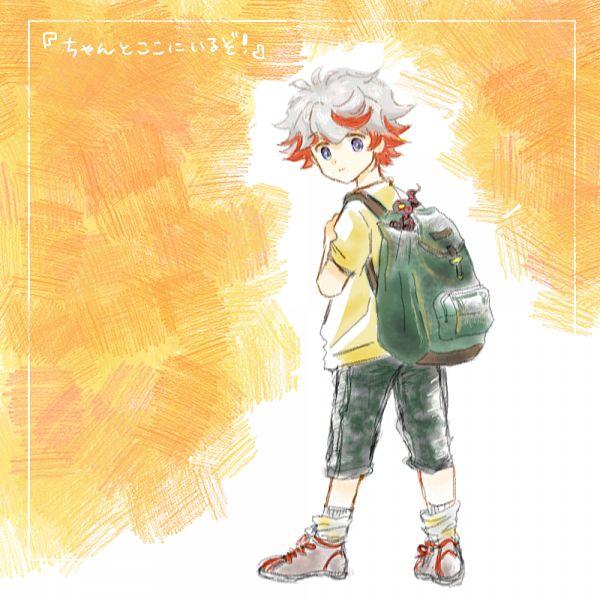Tags: Anime, Pixiv Id 3128374, Yu-Gi-Oh! VRAINS, Yu-Gi-Oh!, Homura Takeru, Flame (Yu-Gi-Oh! VRAINS), Fanart, Fanart From Pixiv, Pixiv