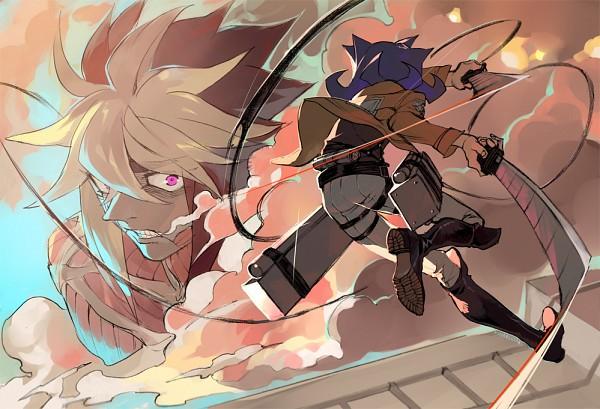 Tags: Anime, Kshabillya, Yu-Gi-Oh! ZEXAL, Yu-Gi-Oh!, IV (Yu-Gi-Oh! ZEXAL), Kamishiro Ryoga, Shingeki no Kyojin (Cosplay), Tron Family