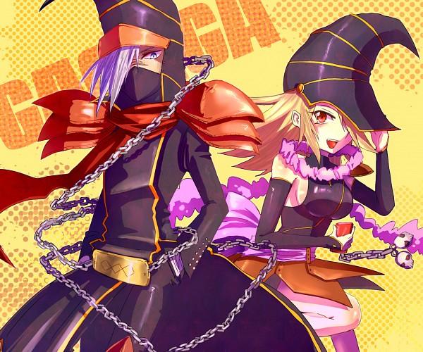 Tags: Anime, Yu-Gi-Oh! ZEXAL, Yu-Gi-Oh!, Gagaga Magician, Gagaga Girl