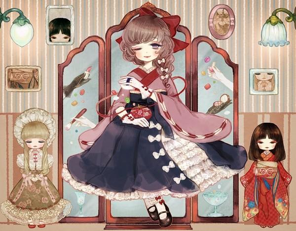 Tags: Anime, YuJuP, Wa Lolita, Pixiv