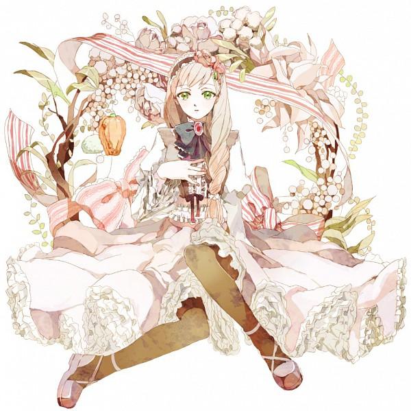 Tags: Anime, Yubari, Pixiv, Original