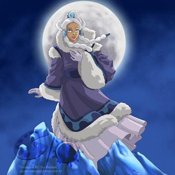 Tags: Anime, Giovannag, Avatar: The Last Airbender, Yue (Avatar: The Last Airbender), Fanart
