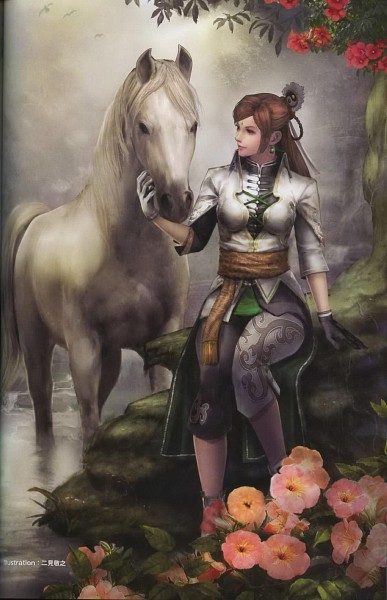 Yue Ying - Dynasty Warriors