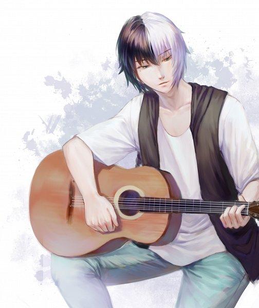 Tags: Anime, Pixiv Id 8899983, VOCALOID, Yuezheng Longya, Pixiv, Fanart, Fanart From Pixiv