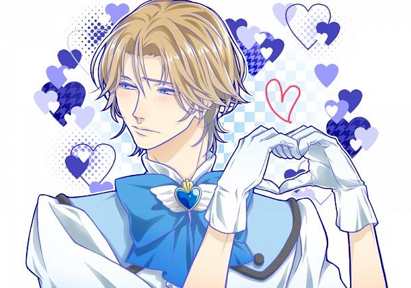 Tags: Anime, Pixiv Id 4240944, Binan Koukou Chikyuu Bouei-bu Love!, Yufuin En, Magical Boy, Pixiv, Fanart, Fanart From Pixiv