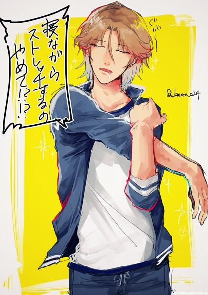 Tags: Anime, Pixiv Id 1021653, Binan Koukou Chikyuu Bouei-bu Love!, Yufuin En, Fanart From Pixiv, Mobile Wallpaper, Pixiv, Fanart