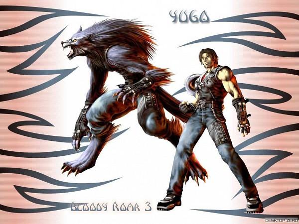 Tags: Anime, Bloody Roar, Yugo The Wolf, Werewolf, Wallpaper