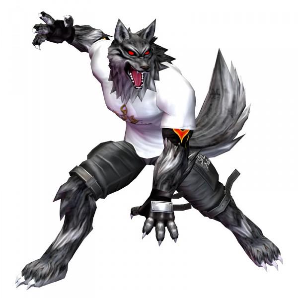 Tags: Anime, Bloody Roar, Yugo The Wolf, Werewolf, Punk